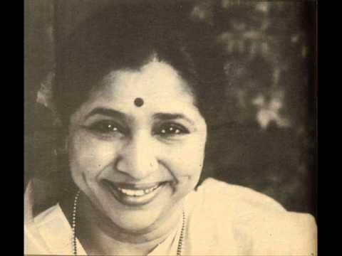 Zindagi Se Nata Tod Ke Lyrics - Asha Bhosle