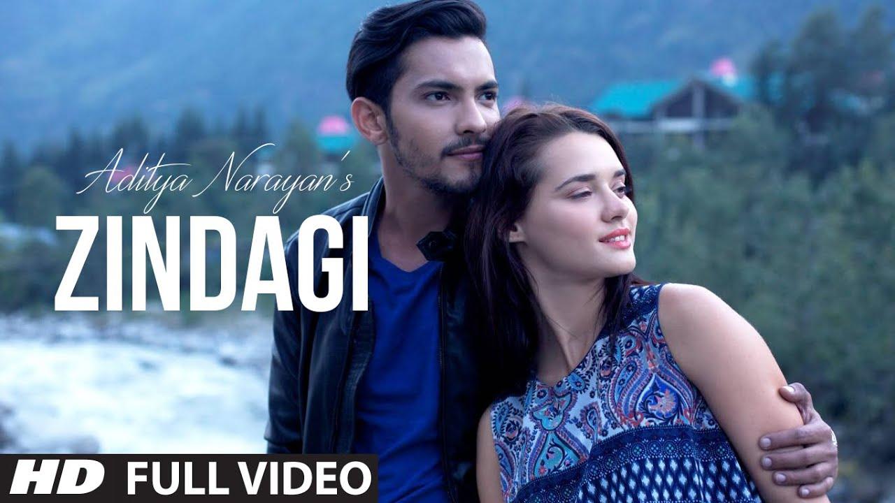 Zindagi (Title) Lyrics - Aditya Narayan Jha