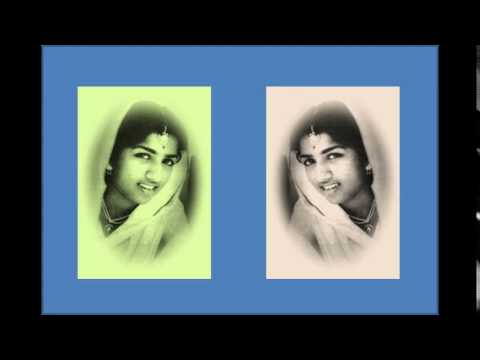 Zindagi Usi Ki Lyrics - Lata Mangeshkar