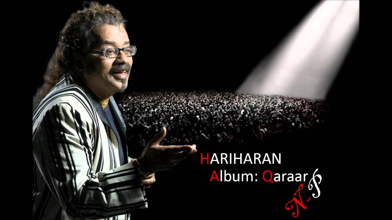 Zindane Suboh Shaam Mein Lyrics - Hariharan