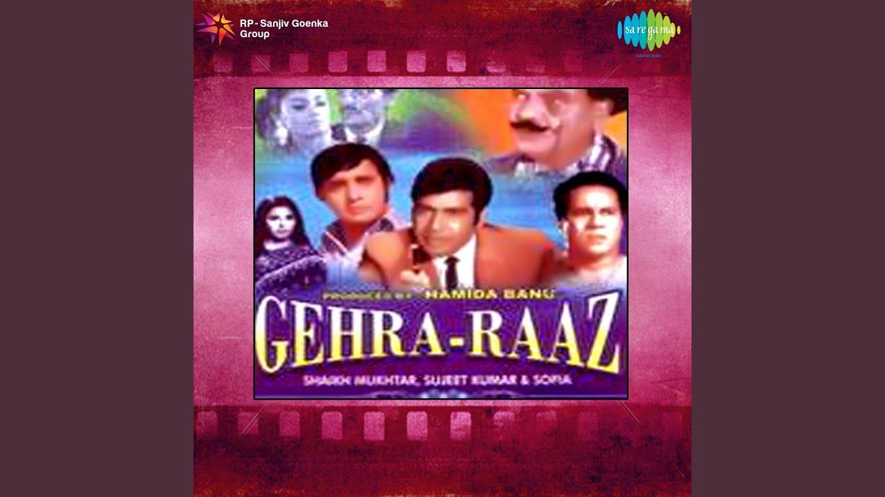 Zulfon Ko Lehra Ke Chalo Lyrics - Krishna Kalle, Mukesh Chand Mathur (Mukesh)
