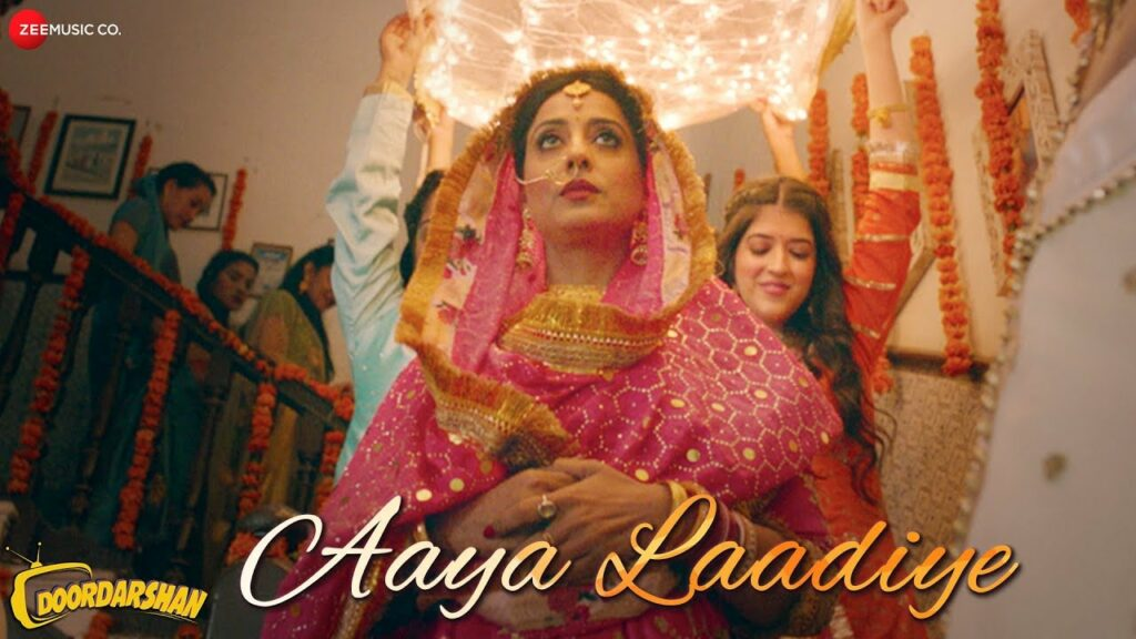 Aaya Laadiye Lyrics - Jyotica Tangri, Meet Bros Anjan Ankit, Piyush Mehroliyaa