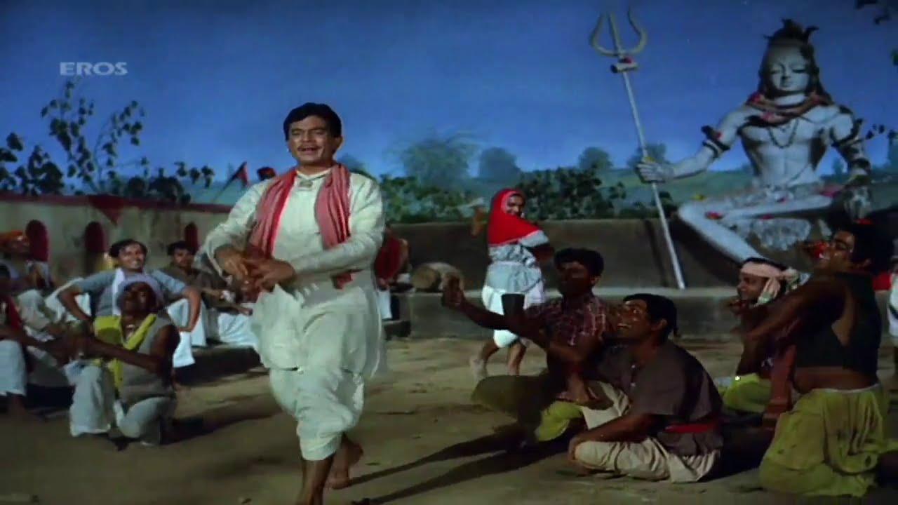 Bina Badra Ke Bijuriya Lyrics - Anandji Virji Shah, Mukesh Chand Mathur (Mukesh)