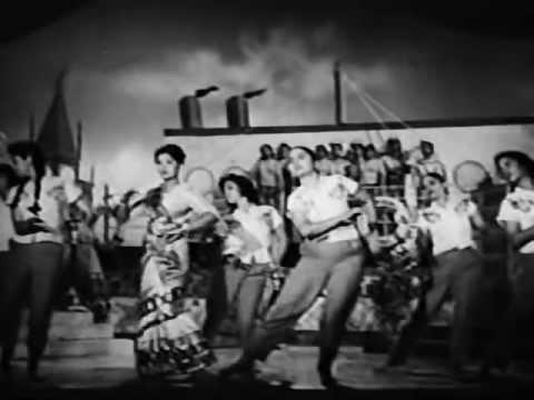 Chalo Mauj Mein Lyrics - Usha Mangeshkar