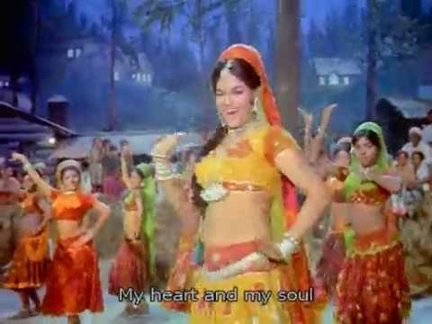 Chubh Gayi Karajwa Mein Lyrics - Asha Bhosle