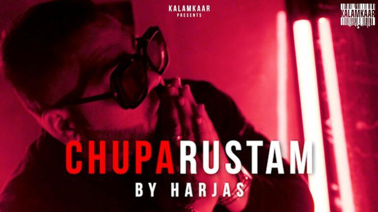 Chuparustam Lyrics - Harjas