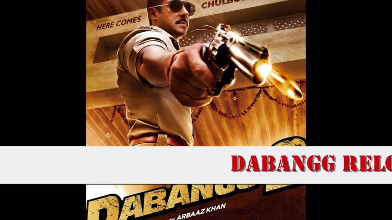 Dabangg Reloaded Lyrics - Sukhwinder Singh