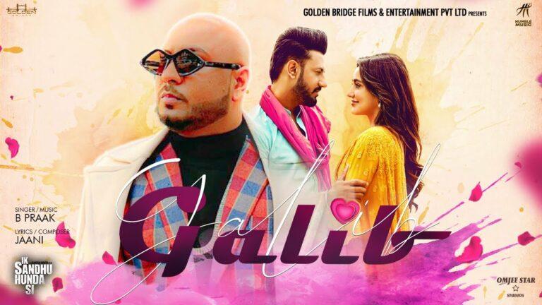 Galib Lyrics - B Praak