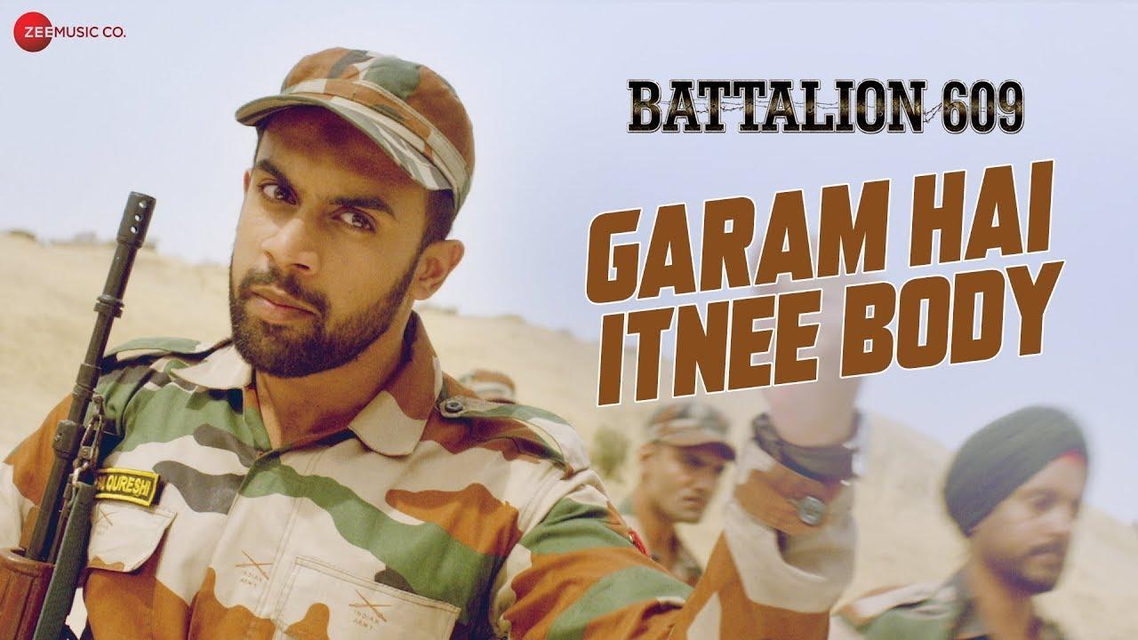 Garam Hai Itnee Body Lyrics - Raja Sagoo