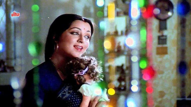 Gudiya Re Gudiya Re Tu Batla Lyrics - Asha Bhosle