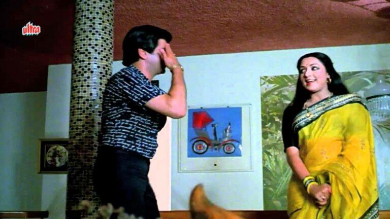 Haye Kya Soch Rahi Ho Lyrics - Asha Bhosle, Kishore Kumar