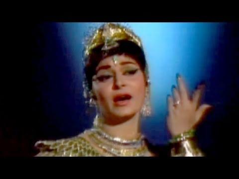 Jungle Mein Mor Nacha Lyrics - Lata Mangeshkar