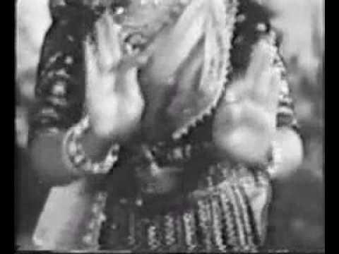 Kahin Dekh Akeli Naar Lyrics - Lata Mangeshkar