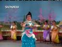 Khat Likh De Lyrics - Asha Bhosle