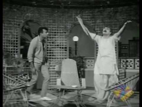 Meri Patni Mujhe Sataati Hai Lyrics - Mehmood Ali, Prabodh Chandra Dey (Manna Dey)