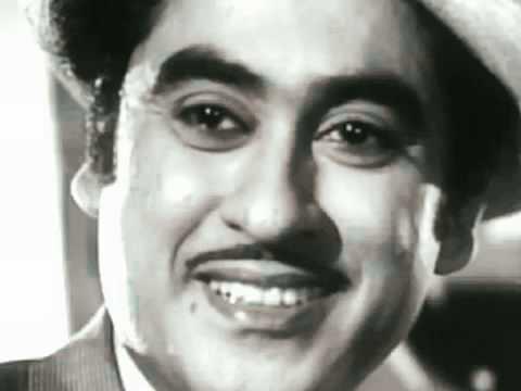 Neele Neele Amber Lyrics - Kishore Kumar