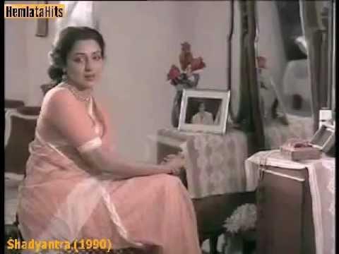 O Beqarar Dil Thahar Lyrics - Hemlata (Lata Bhatt)