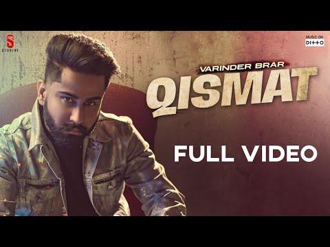 Qismat Lyrics - Varinder Brar