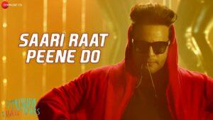Saari Raat Peene Do Lyrics - Ramji Gulati