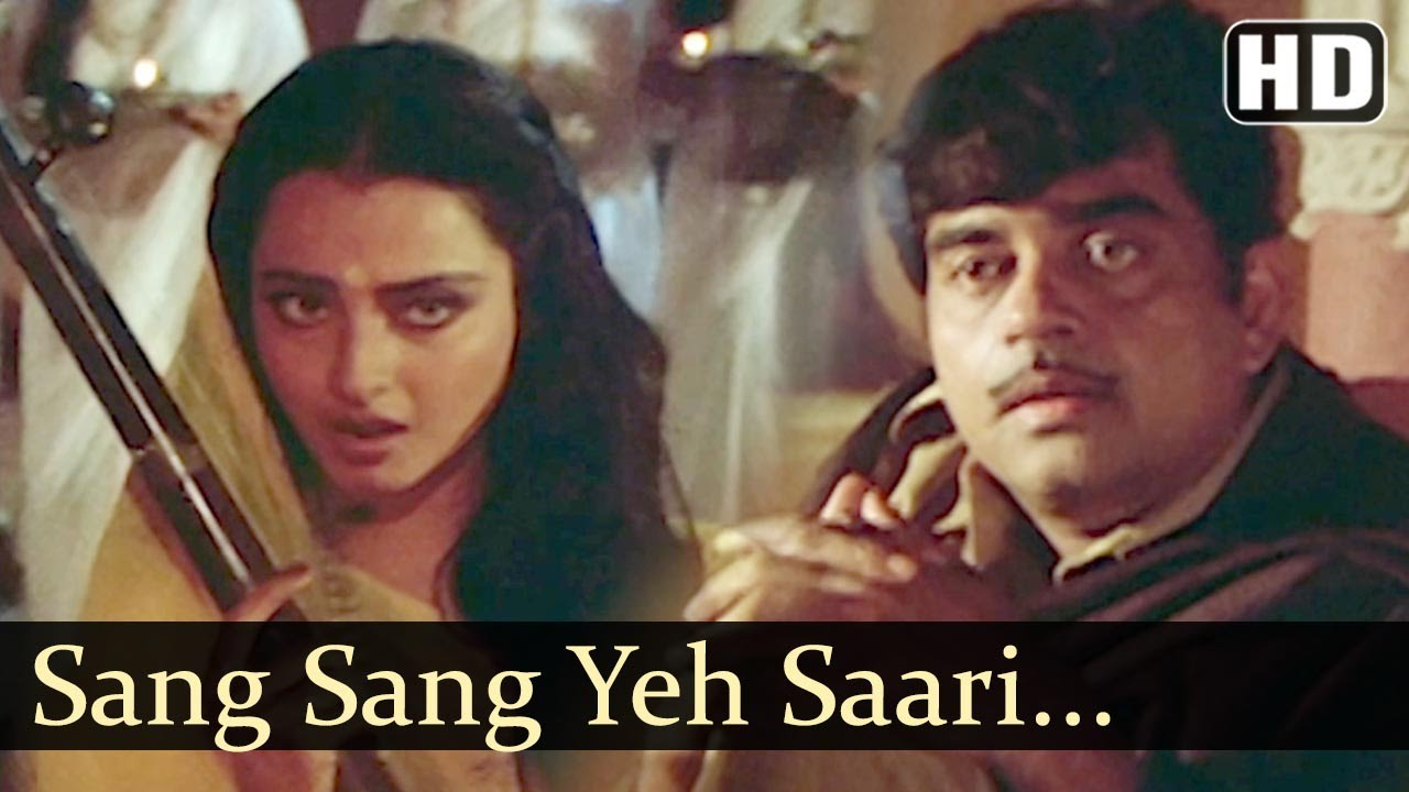 Sang Sang Yeh Lyrics - Lata Mangeshkar