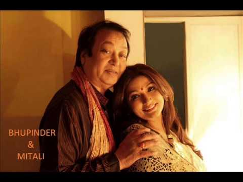 Sapnon Ka Gharonda Lyrics - Bhupinder Singh