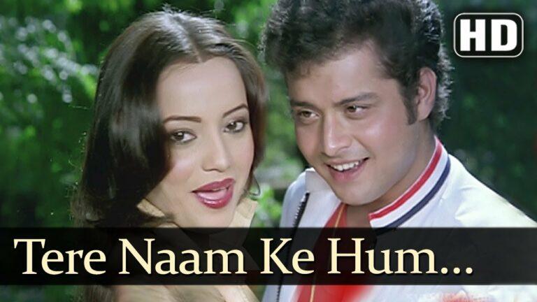 Tere Naam Ke Hum Deewane Lyrics - Amit Kumar, Anuradha Paudwal, Chandrani Mukherjee, Shailendra Singh