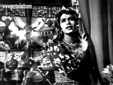 Teri Chahat Mein Balam Lyrics - Geeta Ghosh Roy Chowdhuri (Geeta Dutt)