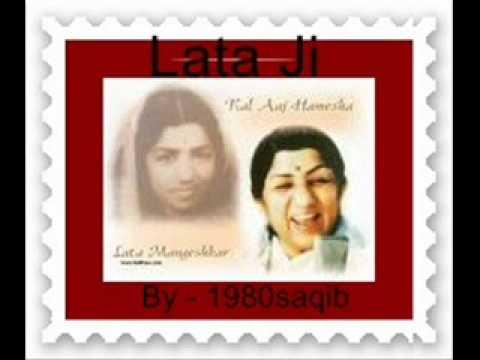 Tumko Mubarak Ho Lyrics - Lata Mangeshkar