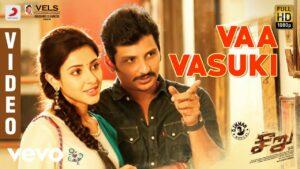 Vaa Vasuki Lyrics - Shivam Mahadevan