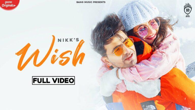 Wish Lyrics - Nikk