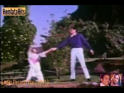 Zulfon Mein Chhupana Lyrics - Hemlata (Lata Bhatt), Mohammed Rafi