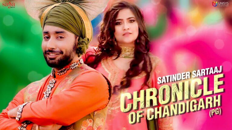 Chronicle Of Chandigarh (PG) Lyrics - Satinder Sartaaj