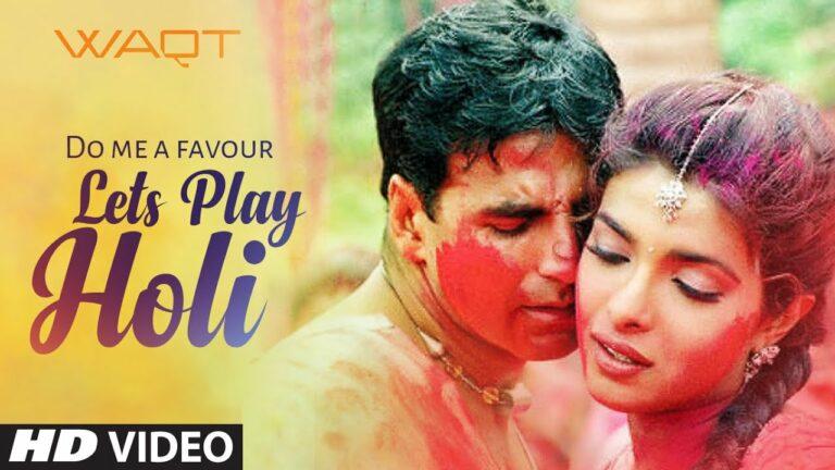 Do Me A Favor Lyrics - Anu Malik, Sunidhi Chauhan