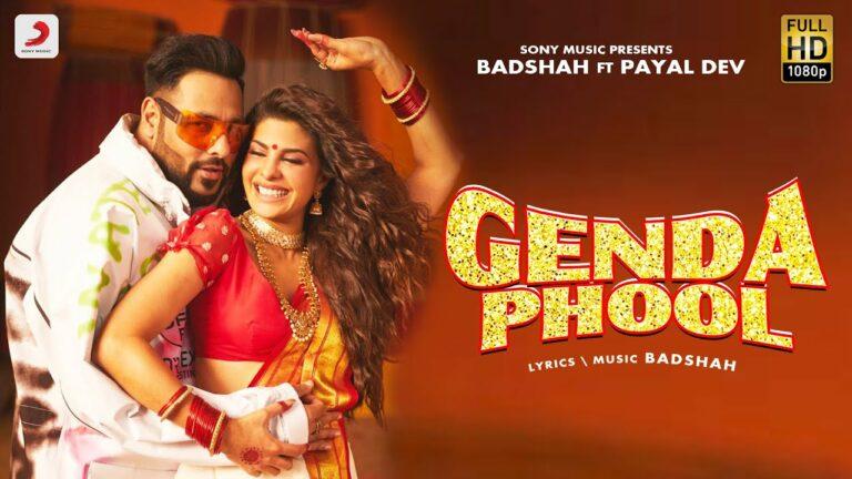 Genda Phool Lyrics - Badshah, Payal Dev