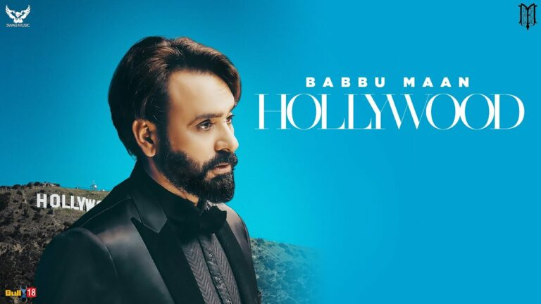 Hollywood Lyrics - Babbu Maan