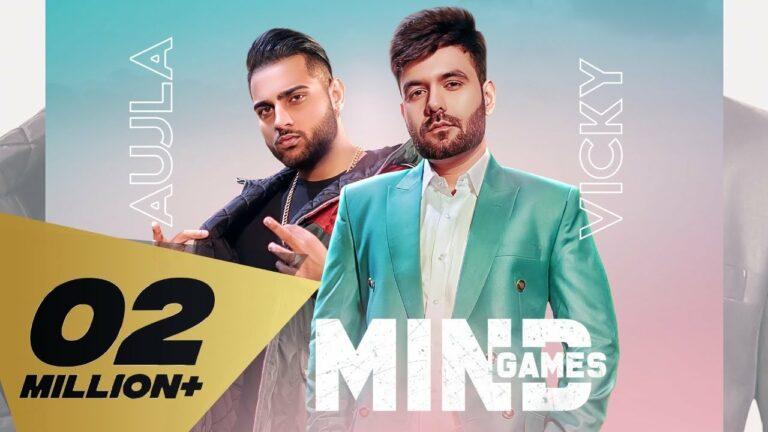Mind Games Lyrics - Karan Aujla, Vicky