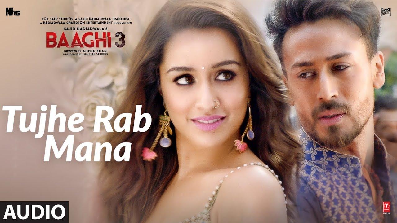 Tujhe Rab Mana Lyrics - Rochak Kohli, Shaan