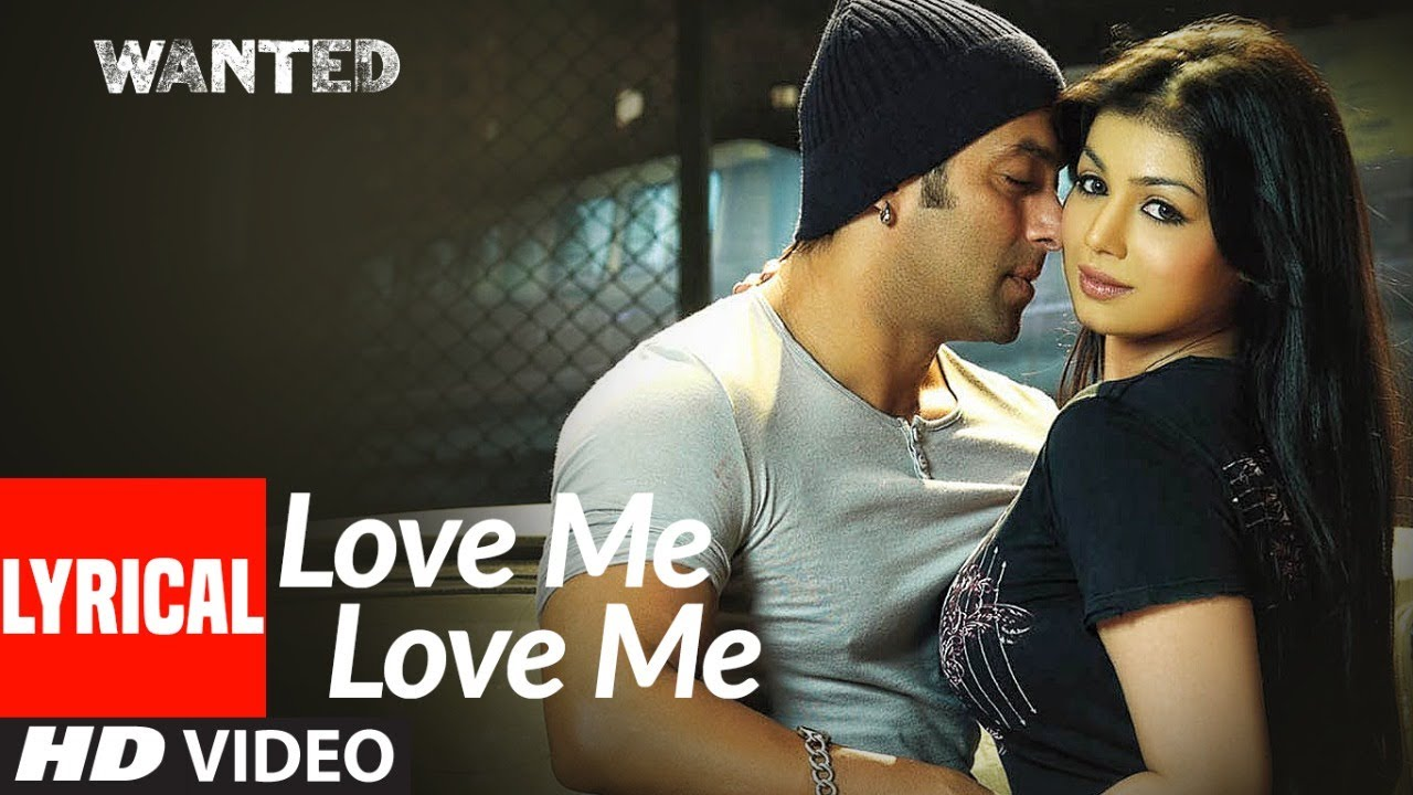 Love Me Love Me Lyrics - Amrita Kak, Wajid Ali