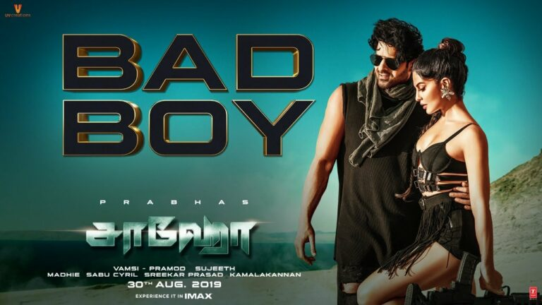 Bad Boy Lyrics - Badshah, Benny Dayal, Sunitha Sarathy