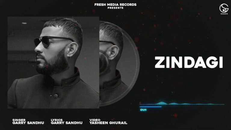 Zindagi Chingari Lyrics - Garry Sandhu