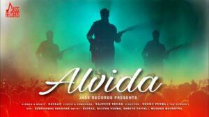Alvida Lyrics - Rayaaz