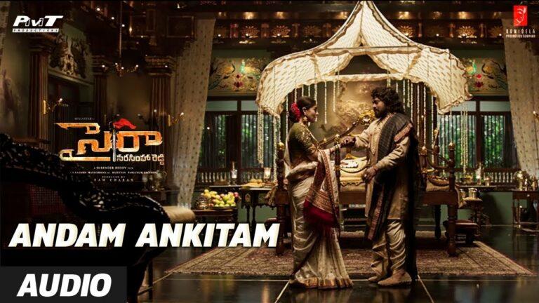 Andam Ankitam Lyrics - Vijay Prakash, Shashaa Tirupati