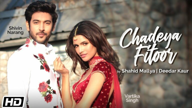 Chadeya Fitoor Lyrics - Shahid Mallya, Deedar Kaur