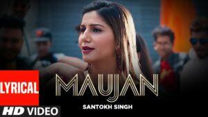 Maujan Lyrics - Santokh Singh, Luv