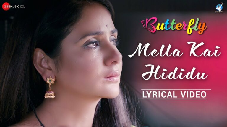 Mella Kai Hididu Lyrics - Supriyaa Ram (Supriya Lohith)