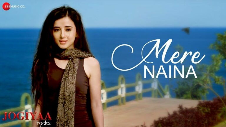 Mere Naina Lyrics - Altamash Faridi, Manjeera Ganguly