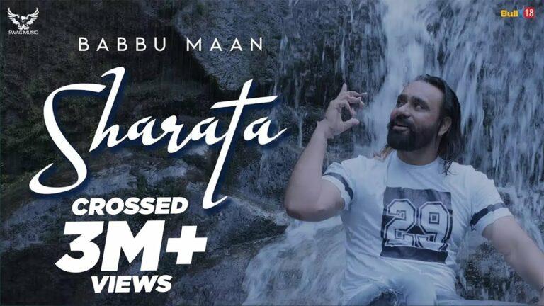 Sharata Lyrics - Babbu Maan
