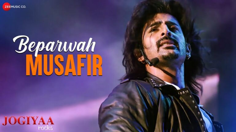 Beparwah Musafir Lyrics - Altamash Faridi