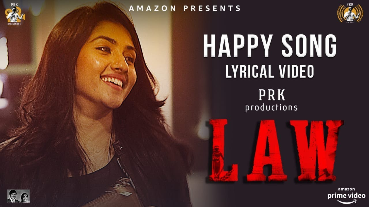 Happy Song Lyrics - Vasuki Vaibhav, Madhuri Seshadri