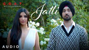 Jatti Lyrics - Diljit Dosanjh